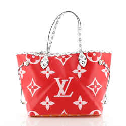 Neverfull NM Tote Limited Edition Colored Monogram Giant MM