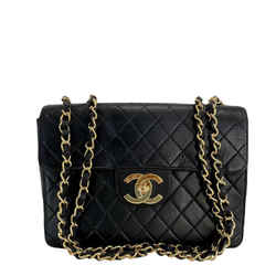 Chanel Vintage Maxi Single Flap W/ Gold Hardware (w/ Dust Bag)