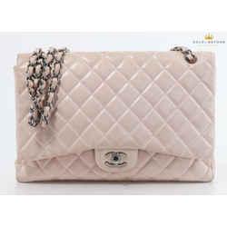Chanel Chanel Classic Maxi Flap Shoulder BagFlap Rose Ballerine
