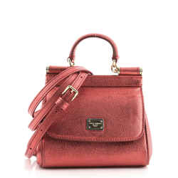 Miss Sicily Bag Leather Small