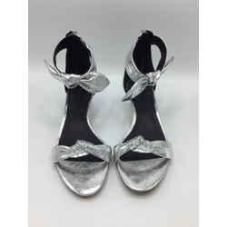 Rebecca Minkoff Size 7 Silver Sandals