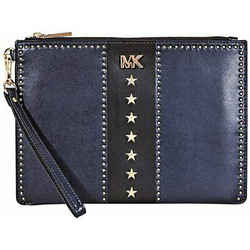 Michael Kors Pouches And Clutches Medium Zip Pouch