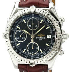 Polished BREITLING Chronomat Yacht Automatic Steel Mens Watch A13048 BF534537