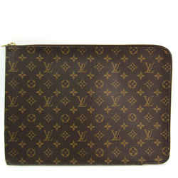 Louis Vuitton Monogram Poche Document M53456 Women's Briefcase Monogram BF514068