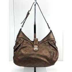 Louis Vuitton Mahina Hand Shoulder Bag  Bronze Authentic M95769 A315