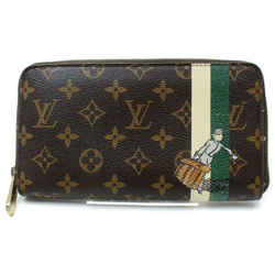 Louis Vuitton Ultra Rare Bellboy Groom Zippy Organizer Long Zip Around Wallet 860634