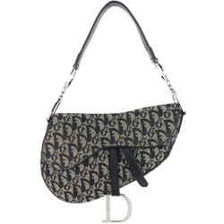 Saddle Diorissimo Canvas Bag