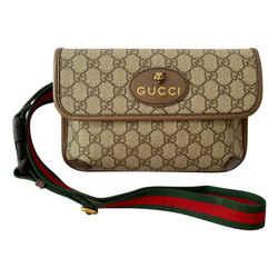 Gucci Feline Neo Vintage GG Supreme Belt Bag