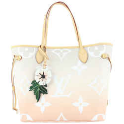Louis Vuitton Mist Monogram By the Pool Neverfull MM Tote Bag 806lvs46