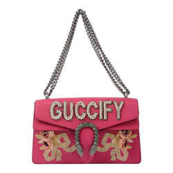 "New Gucci ""guccify"" Embellished Dionysus Bag"