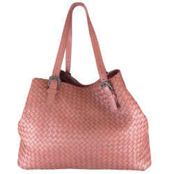 Bottega Veneta Brick Red Nappa Leather Large Tote