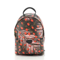 Palm Springs Backpack Limited Edition Monogram Jungle Dots PM