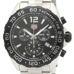 Polished TAG HEUER Formula 1 Chronograph Steel Quartz Watch CAZ1010 BF519046