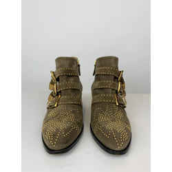 Chloe Size 38 Ankle Boots