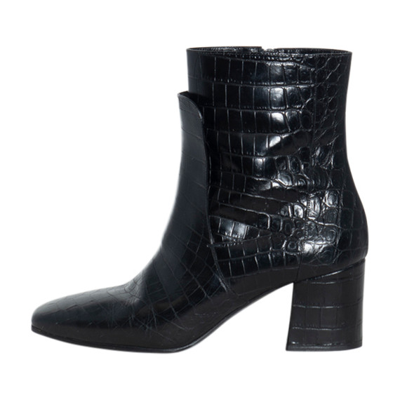 Givenchy Croc Embossed Boots