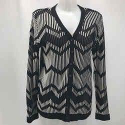 Missoni Black Cardigan Sweater 12