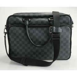 Louis Vuitton Damier Graphite Canvas Icare Computer Bag