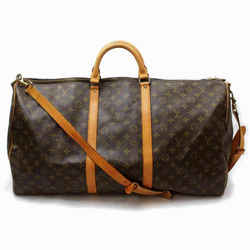 Louis Vuitton Monogram Bandouliere Keepall 60 with Strap 860972