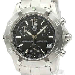 Polished TAG HEUER 2000 Stainless Steel Quartz Mens Watch CN1110 BF520100
