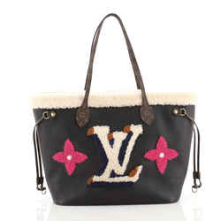Neverfull NM Tote Monogram Teddy MM
