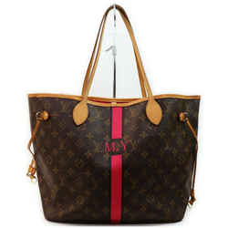 Louis Vuitton Mon Monogram Neverfull MM Tote Bag 862287