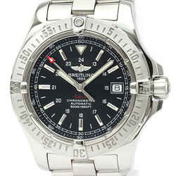 Polished BREITLING Colt Stainless Steel Automatic Mens Watch A17380 BF523509