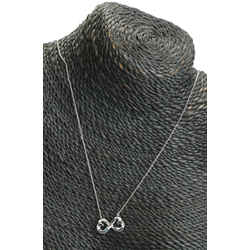 Tiffany Infinity Pendant Necklace