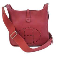 Magenta Clemence Evelyne Iii Pm Shoulder Bag 2013 Entrupy Authenticated