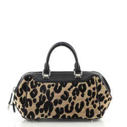 Baby Bag Limited Edition Stephen Sprouse Leopard Chenille