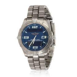 Breitling Aerospace E7536210/C548 Men's Watch in  Titanium