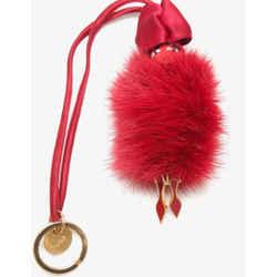 CHRISTIAN LOUBOUTIN Bag Charm RIVE GAUCHE DOLL Key Ring Ltd Edition