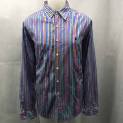 Ralph Lauren Blue Men's Long Sleeve XL