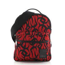Rider Shoulder Bag Printed Nylon Mini