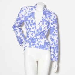 Vintage Mugler Floral Jacket