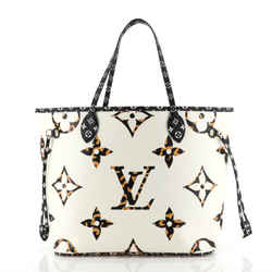 Neverfull NM Tote Limited Edition Jungle Monogram Giant MM