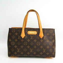Louis Vuitton Monogram Wilshire PM M45643 Women's Tote Bag Monogram BF512243