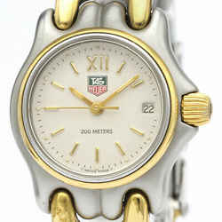 TAG HEUER Sel Quartz Gold Plated Steel Quartz Ladies Watch S05.008 BF516569