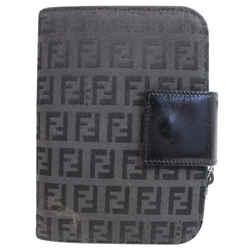 Fendi Zip Around Bifold Wallet - Sale