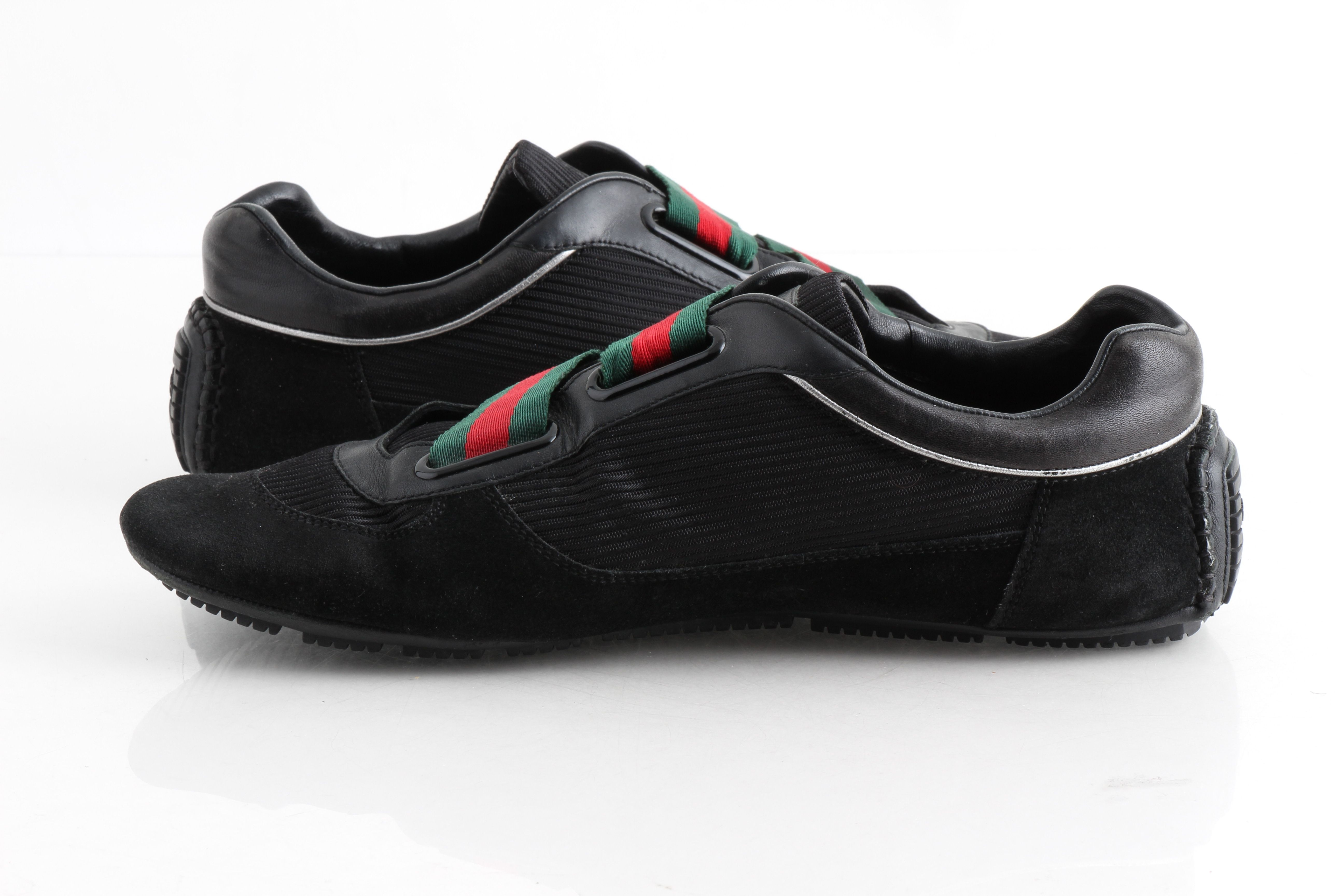 Gucci Black With Green And Red Web