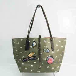 Coach Boutique Line Disney X Coach Market 31153 Women's Leather Tote Ba BF523801