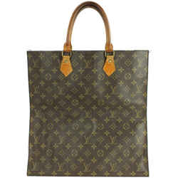 Louis Vuitton Monogram Sac Plat Shopper Tote 861422