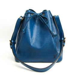 Louis Vuitton Epi Petit Noe M44105 Women's Shoulder Bag Toledo Blue BF516199