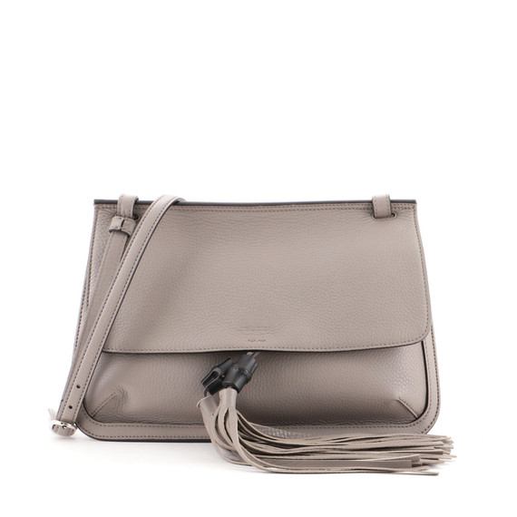 Bamboo Daily Flap Bag Leather