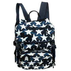 Valentino Multicolor Nylon Star Backpack