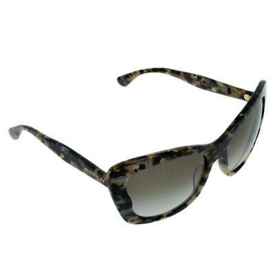 Miu Miu Grey SMU03O Cat Eye Sunglasses