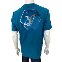 Jacquard Velour LV Space T-Shirt