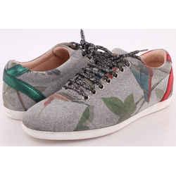 Gucci Glitter Bambi Tian Low Top Sneakers
