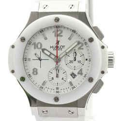 Polished HUBLOT Big Bang Chronograph Automatic Mens Watch 301.SE.230.RW BF531830