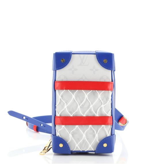LVxNBA Soft Trunk Phone Box Limited Edition Antarctica Monogram