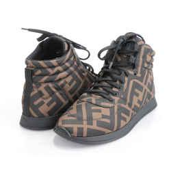 Fendi FF High Top Sneakers